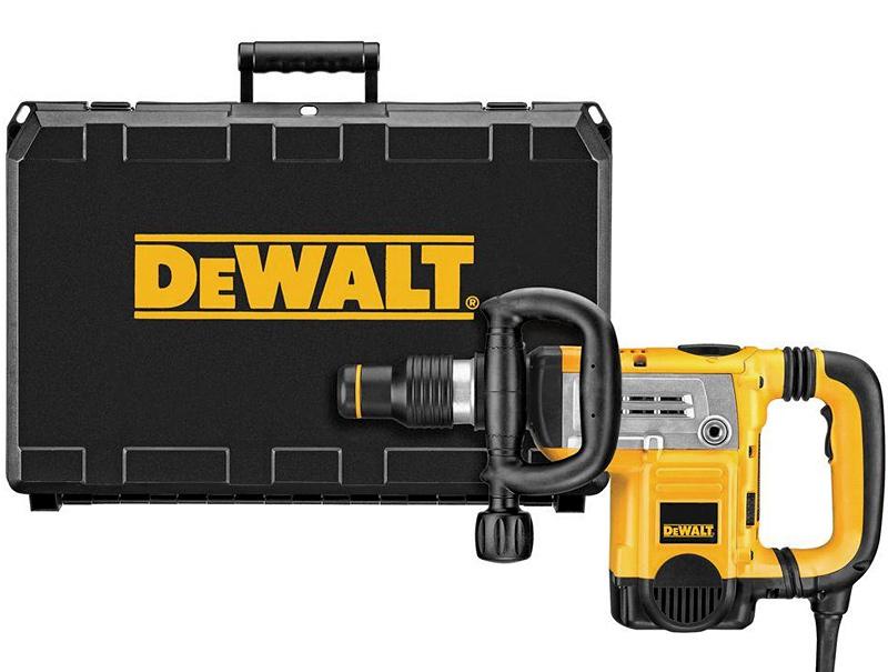 Отбойный молоток DeWALT D25831K