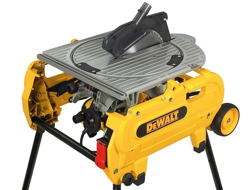 Торцовочно-циркулярная пила DeWALT D27107