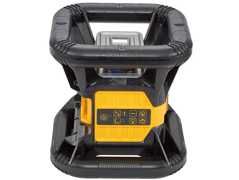 Аккумуляторный ротационный лазер DeWALT DCE079D1G