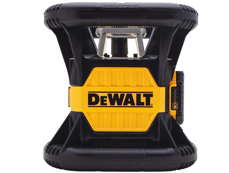 Аккумуляторный ротационный лазер DeWALT DCE079D1R