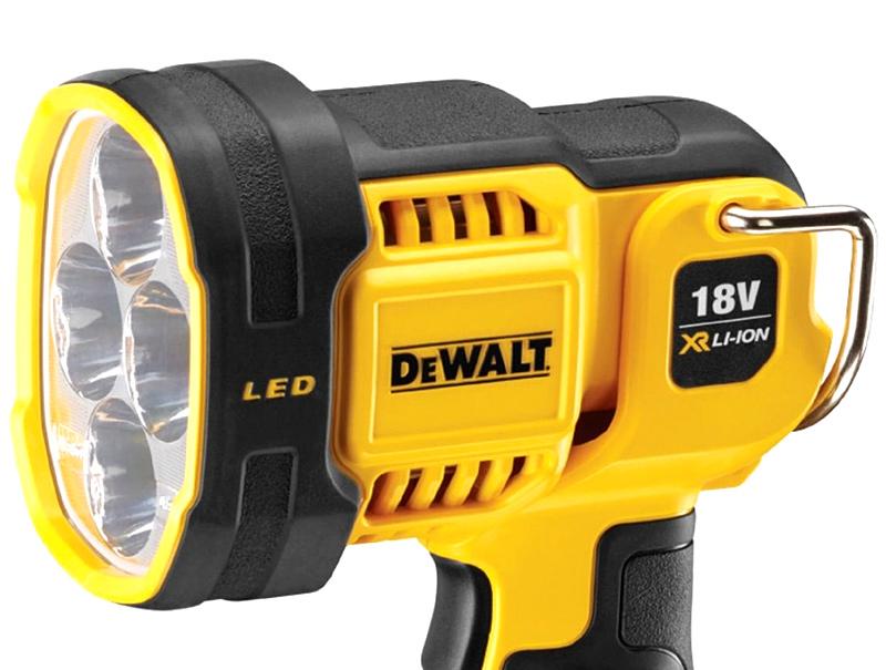 Аккумуляторный фонарь DeWALT DCL043