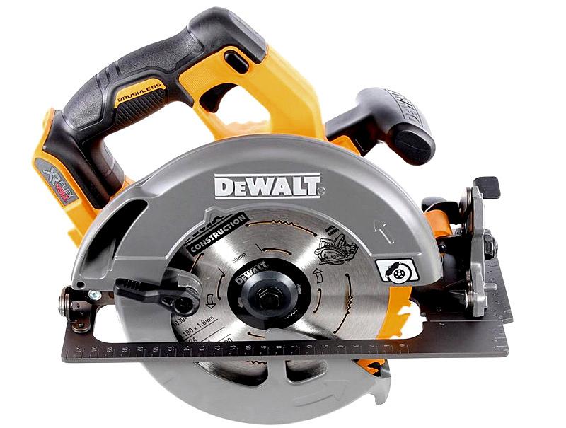 Аккумуляторная дисковая пила DeWALT DCS575NT