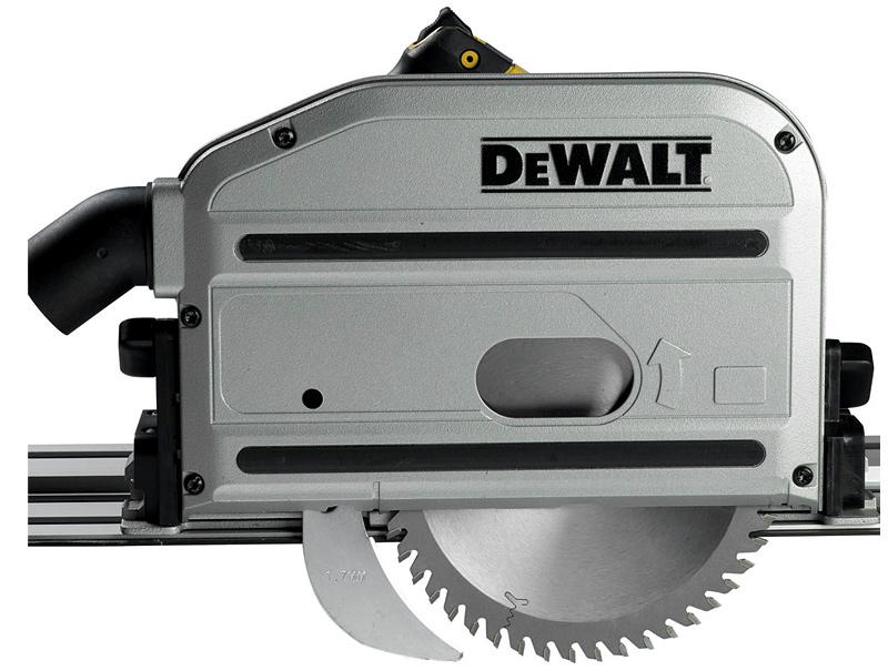 Погружная дисковая пила DeWALT DWS520K