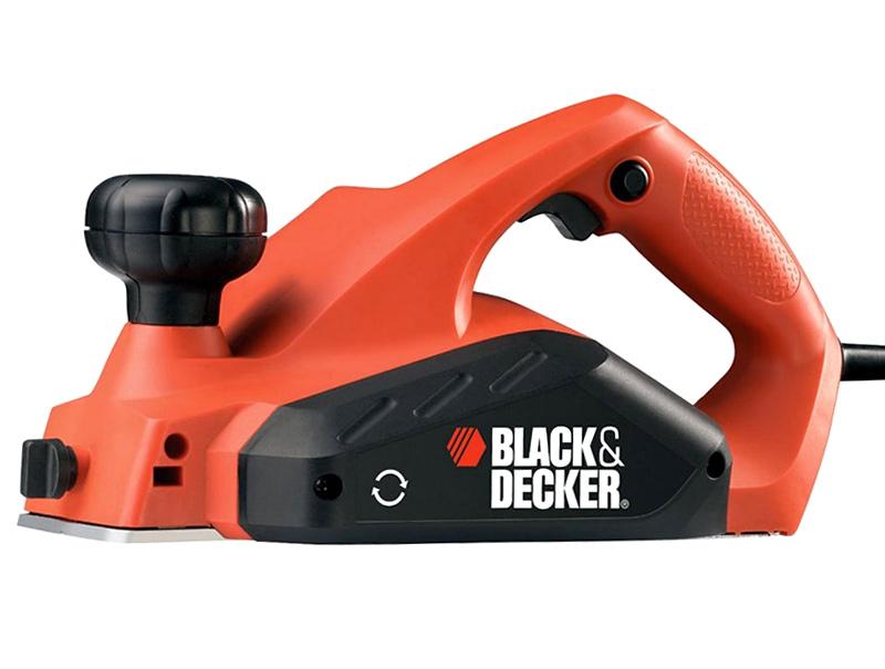 Рубанок BLACK&DECKER KW712