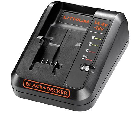 Зарядное устройство BLACK&DECKER BDC1A