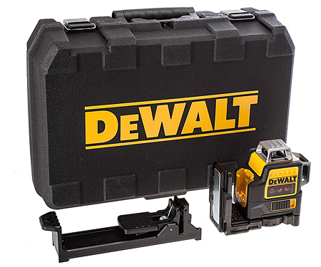 Лазер самовыравнивающийся 3-х плоскостной DeWALT DCE089LR