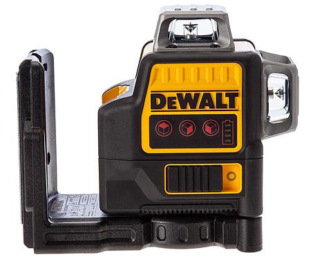 Лазер самовыравнивающийся 3-х плоскостной DeWALT DCE089NR
