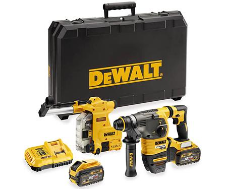 Аккумуляторный перфоратор DeWALT DCH335X2