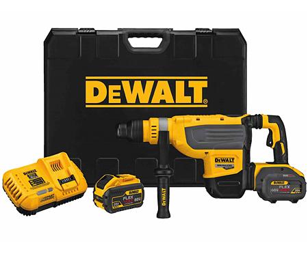 Аккумуляторный перфоратор DeWALT DCH733X2