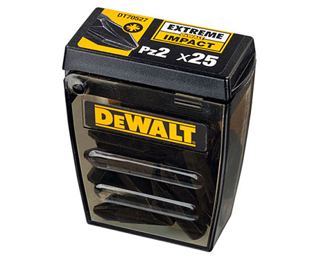 Бита PZ2 DeWALT DT70527