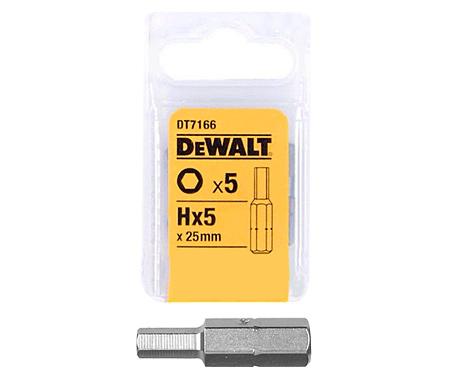 Бита Hx5 DeWALT DT7166