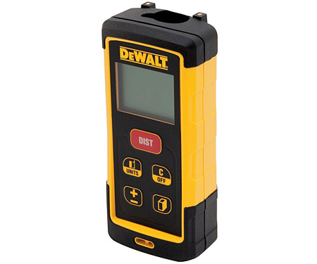 Дальномер лазерный DeWALT DW03050