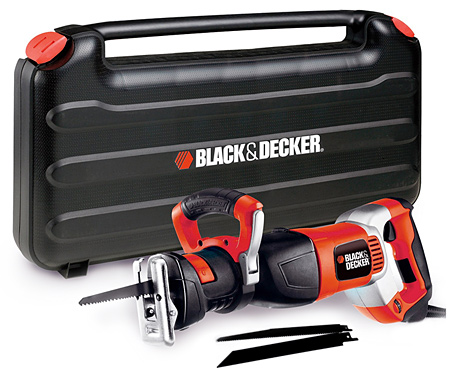 Сабельная пила BLACK&DECKER RS1050EK